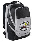 Soccer Fan Laptop Backpack