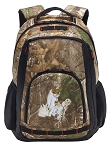 Cute Cats RealTree Camo Backpack