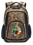 Soccer RealTree Camo Backpack