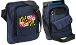 Maryland Tablet or Ipad Shoulder Bag Navy