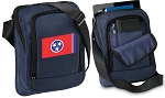 Tennessee Tablet Bag or Tennessee Flag Ipad Travel Bags Navy