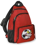 Soccer Fan Sling Backpack