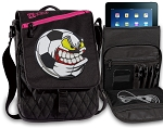 Soccer Fan Tablet Bags & Cases Pink