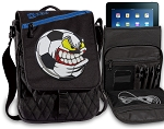 Soccer Fan Tablet Bags & Cases Blue