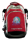 Field Hockey Harrow Field Hockey Lacrosse Bag Red