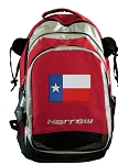 Texas Flag Harrow Field Hockey Lacrosse Bag Red