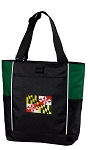 Maryland Tote Bag Green