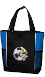 Soccer Fan Tote Bag Red