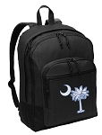 South Carolina Flag Backpack - Classic Style