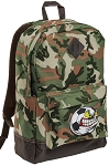 Soccer Fan Camo Backpack