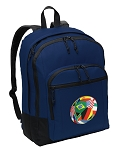 Soccer Backpack Navy