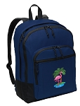 Flamingo Backpack Navy