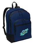 Christian Backpack Navy