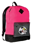 Soccer Nut Backpack HI VISIBILITY Pink CLASSIC STYLE