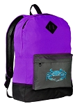 Blue Crab Backpack CLASSIC STYLE Purple