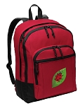 Ladybug Backpack CLASSIC STYLE Red