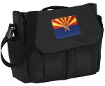 Arizona Flag Diaper Bag