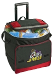 James Madison Rolling Cooler Bag Red