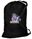 JMU Laundry Bag Black