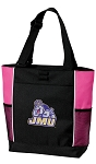James Madison Neon Pink Tote Bag