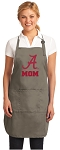Alabama Mom Deluxe Apron Khaki