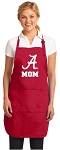 Alabama Mom Aprons Red