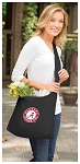 Alabama Tote Bag Sling Style Alabama Shoulder Bag Black
