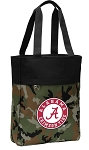 Alabama Tote Bag Everyday Carryall Camo