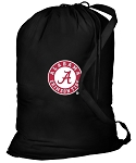 Alabama Laundry Bag Black
