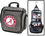 Alabama Toiletry Bag  Gray