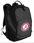 Deluxe Alabama Computer Backpack Black