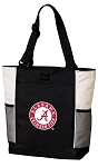 Alabama Tote Bag White Accents