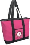 Deluxe Pink Alabama Tote Bag