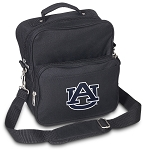 Auburn Small Utility Messenger Bag or Travel Bag