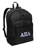 Alpha Xi Backpack - Classic Style
