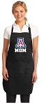 Official University of Arizona Mom Apron Black