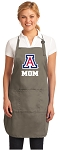 Official Arizona Wildcats Mom Apron Tan