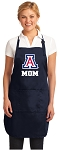 Official University of Arizona Mom Aprons Navy