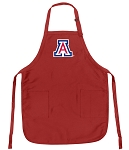 Official University of Arizona Logo Aprons