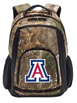 Arizona Wildcats RealTree Camo Backpack