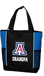 University of Arizona Grandpa Tote Bag Roy