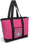 Deluxe Pink University of Arizona Tote Bag