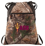 ASU RealTree Camo Cinch Pack