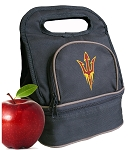 Arizona State Lunch Bag Black