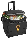 Arizona State Rolling Cooler Bag