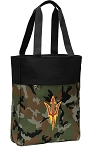 Arizona State Tote Bag Everyday Carryall Camo