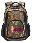 Arizona State RealTree Camo Backpack