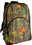 Arizona State Backpack REAL CAMO DESIGN