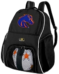 Boise State Ball Backpack Bag