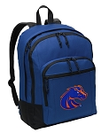 Boise State Backpack Royal Blue